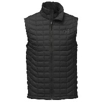 ノースフェイス メンズ ベスト トップス The North Face Men's ThermoBall Vest TNF Black Matte