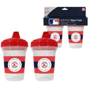 Baby Fanatic Sippy Cup - Boston Red Sox by Baby Fanatic