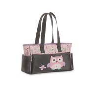 Baby Boom Owl Diaper Bag Tote by Baby Boom