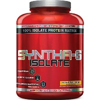 BSN SYNTHA-6 ISOLATE Protein Powder, Chocolate Peanut Butter, 4.02 lb (48 servings) 海外直送品