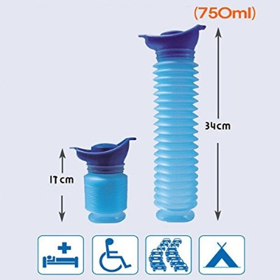 1 Pc Portable Urinal Travel Car Toilet Kids Vehicular Potty Pee Camping High-capacity Urinals Cute...
