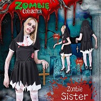 【コスプレ】ZOMBIE COLLECTION Zombie Sister(ゾンビシスター) ds-1706689