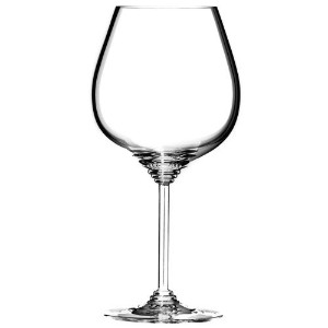 Riedel 644807 Wine Series Pinot Noir Glass, Set of 6 by Riedel