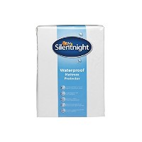 Silentnight Size Single Waterproof Mattress Protector Machine Washable
