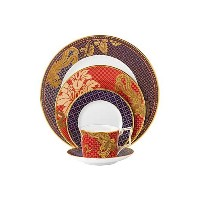 Wedgwood Imperial 5Piece Place Setting、マルチカラー