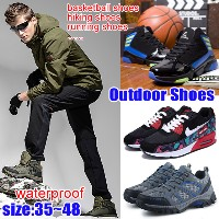 Outdoor basketball Shoes★Hiking shoes Sport Shoes★Sneakers★Running shoes★climbing shoes★Waterproof★C