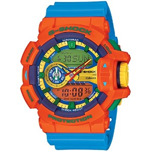 [カシオ]CASIO 腕時計 G-SHOCK Hyper Colors GA-400-4AJF メンズ
