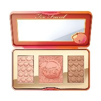NEW Makeup TOO FACED Sweet Peach Glow Bronzers  Highlighters makeup blush Eyeshadow palette