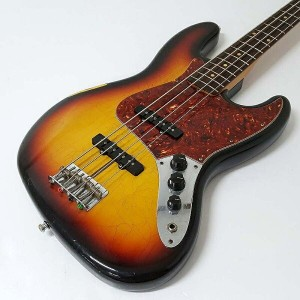 【中古】[大型] Fender Custom Shop 1964 Jazz Bass Closet Classic エレキギター 楽器【85】