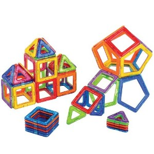Magformers Magnetic 62 Piece Set [並行輸入品]