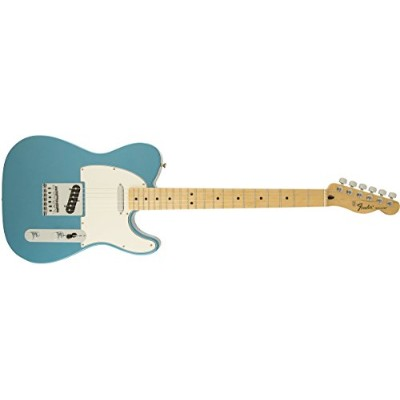 Fender フェンダー エレキギター Standard Telecaster, Maple Fingerboard -  Lake Placid Blue