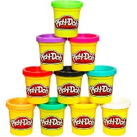 [プレードウ]Play-Doh Case of Colors, Pack of 10 29413F01 [並行輸入品]