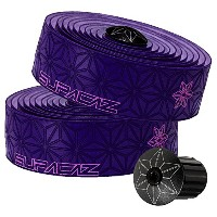 Neon Purple Tape with Neon Pink Print SSK