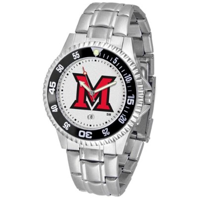 Miami ( Ohio ) Redhawks Competitor Watch with aメタルバンド