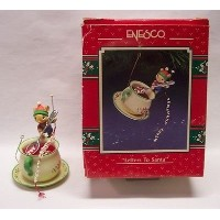"Enesco "" Letters to Santa ""オーナメント"