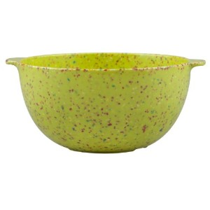 Zak Designs Just Life Sprinkles個々Bowls、6.9-inch、キウイ、6のセット
