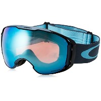 OAKLEY(オークリー) AIRBRAKE XL PRIZM (Asia Fit) Snow Goggle oo7078-1400 Iron Slate