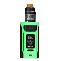 WISMEC Reuleaux RX2 20700 with GNOME[ルーローRX2 20700+ノーム] (Green グリーン)