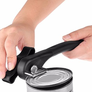 NEW 1 PC Professional Smooth Edge Can Opener Effortless Manual Handy Stainless Steel Can Opener...