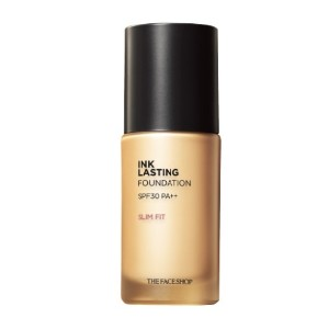 ★The Face Shop★ The Face Shop[THE FACE SHOP] Ink Lasting Foundation Slim Fit(30ml)
