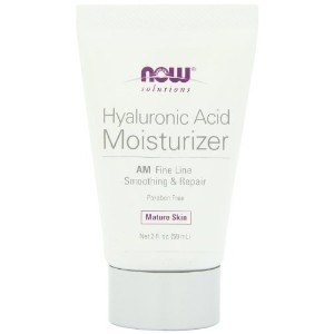 海外直送品 Now Foods Hyaluronic Acid Moisturizer, 2 OZ TUBE