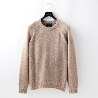 SALE【GUILD PRIME ギルドプライム】 ◇◇【08sircus】MENS KNIT/S17AM-KN02 ピンク メンズ