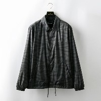 SALE【GUILD PRIME ギルドプライム】 【T by ALEXANDER WANG】MENS TIGER CAMO COACH JACKET/503506S17 ブラック メンズ