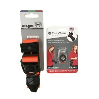 Camera StrapBuddy Set (カメラストラップバディセット)/diagnl Ninja Camera Strap 38mm N.Orange