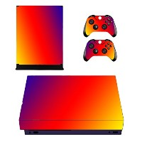 Zhhlaixing ゲーム機本体 保護スキンシール Full Body Vinyl Skin Decal Protective ステッカー Cover for Xbox one console +...