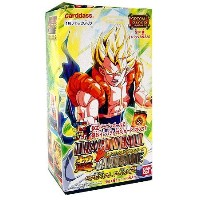DRAGON BALL 超CARD GAME SPECIAL パック 2 BOX