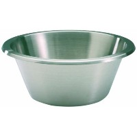 Matfer Bourgeat 702626 Flat Bottom Mixing Bowl [並行輸入品]