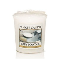 Yankee Candle Sampler Votive Candle, Baby Powder by Yankee [並行輸入品]