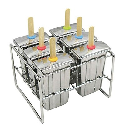 Onyx Stainless Steel Popsicle Mould