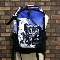 Supreme×THE NORTH FACE 17AW シュプリーム ノースフェイス コラボ NM71755I Mountain Expedition Backpack マウンテン バックパック...