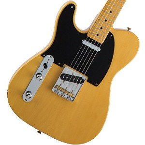 Fender / Made in Japan Traditional 50s Telecaster Left-Hand Vintage Natural 左利き用モデル