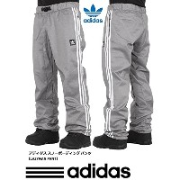 2018 アディダス ADIDAS SNOWBOARDING LAZY MAN PANT XS CORE HEATHER