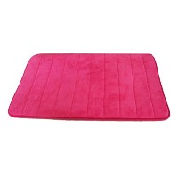 Zhhlaixing 高品質の Home Rectangle Memory Cotton Carpet Modern Anti-slide Absorbent Floor Mat