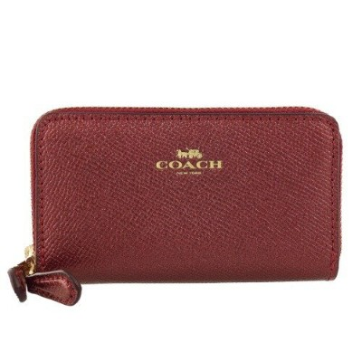 COACH OUTLET コーチ アウトレット コインケース レディース レッド F23750 IME42