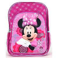 Disney Junior(ディズニージュニア)Minnie Mouse(ミニーマウス)Molded Backpack(バックパック・リュック) [並行輸入品]
