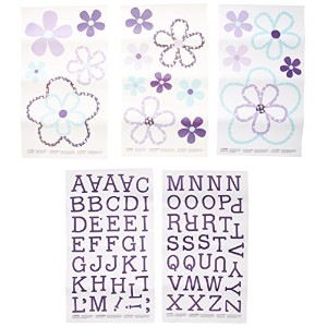 NoJo Harmony Wall Decals by NoJo