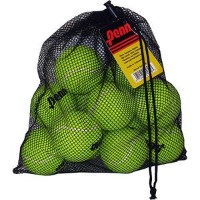 Penn Pressureless Tennis Balls ( 12 Balls inメッシュキャリーバッグ)