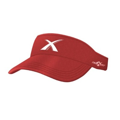 Real X Gear Cooling Visor, Red Large