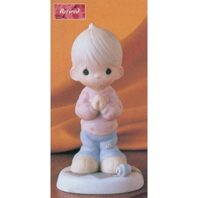 Precious Moments Help Lord, I'm in a Spot #100269 by Precious Moments [並行輸入品]