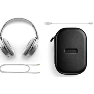 国内正規品 ボーズ Bose QuietComfort 35 wireless headphones シルバー