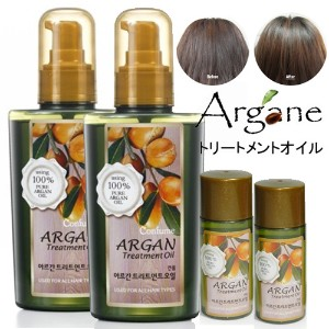 [WELCOS] アルガントリートメントオイル1+1+1+1 WELCOS ARGAN Treatment Oil 120ml+120ml+25ml+25ml