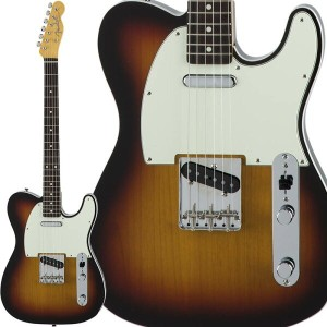 Fender Traditional 60s Telecaster Custom (3-Color Sunburst) [Made in Japan] 【ポイント5倍】