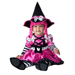 【Wee Witch Toddler Costume ウィー魔女幼児コスチューム♪ハロウィン♪サイズ:12-18 Months】 b00ts42vi8