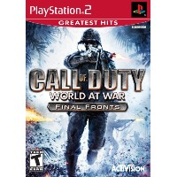 【Call of Duty: World at War/Final Fronts (Gh) (輸入盤:北米)】 b0033t1uww