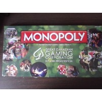 【MONOPOLY -- Great Canadian Gaming Corporation 30th Anniversary Edition】 b00d3s3ds2