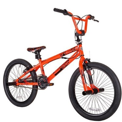 20 Chaos Boys' BMX Bike,Neon Orange by Thruster
